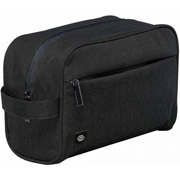 Cupertino Toiletry Bag TNX 1 Charcoal