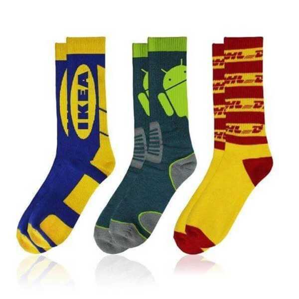 Custom Cotton Socks 11000 Various Colours