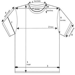 Custom T Shirts 13899 Template