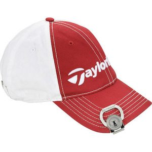 Cutter Buck Tour 3 in 1 Hat Clip CACB1011SL Silver on Cap