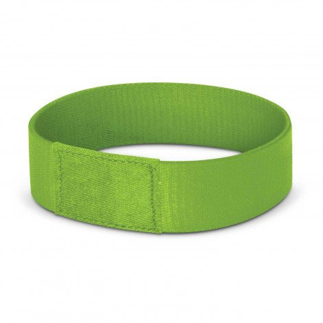 Dazzler Wrist Band CA112922 Lime Green