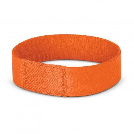 Dazzler Wrist Band CA112922 Orange