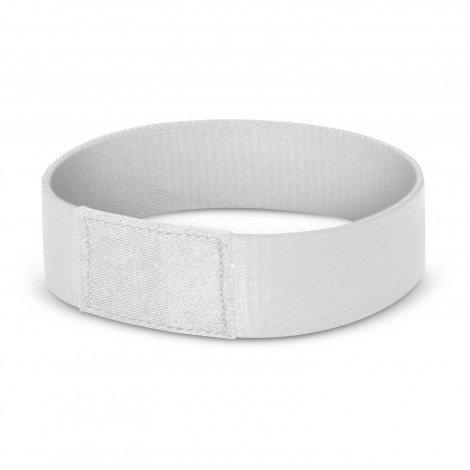 Dazzler Wrist Band CA112922 White