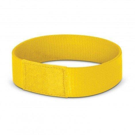 Dazzler Wrist Band CA112922 Yellow