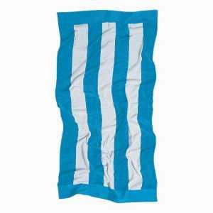 Deluxe Beach Towel CA4245BL Blue