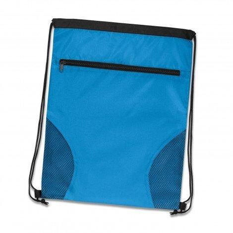 Dodger Drawstring Backpack Blue