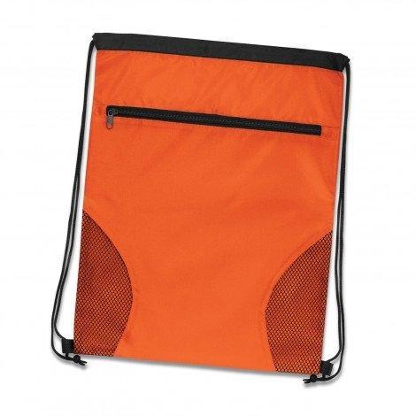 Dodger Drawstring Backpack Orange