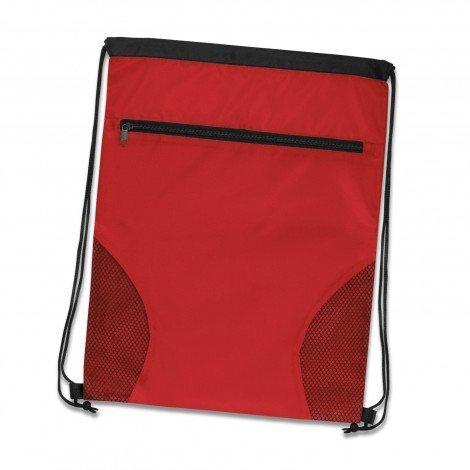 Dodger Drawstring Backpack Red