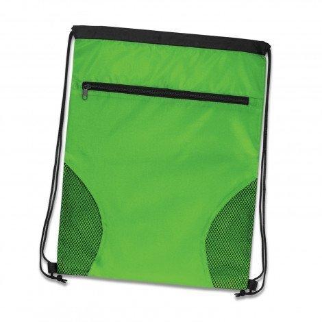 Dodger Drawstring Backpack green