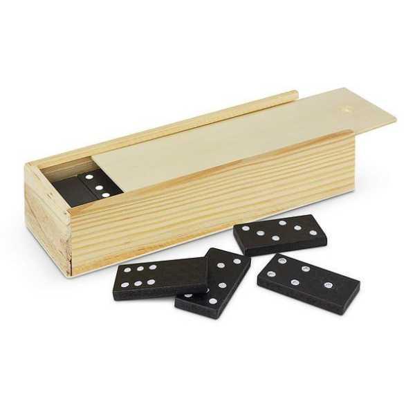 Dominoes Game CA117605 Natural