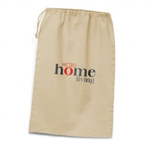 Drawstring Laundry Bag 111808 Cream