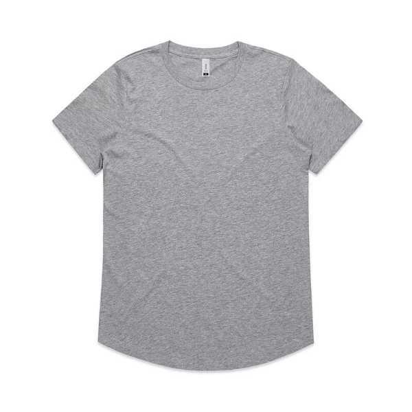 Drop T Shirts Womans 4052 Marle
