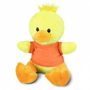 Duck Plush Toy CA117864 Orange