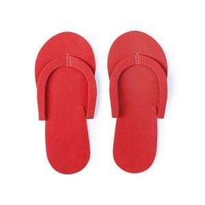 EVA Flip Flops CAM5830 Red