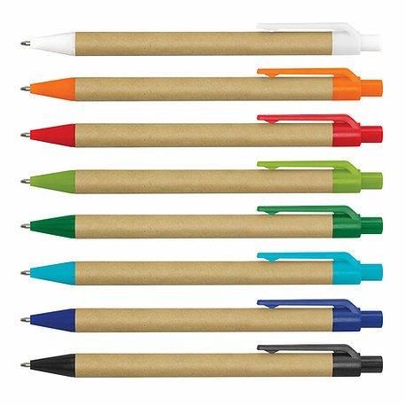 Eco Pen CA104358 Various Colours