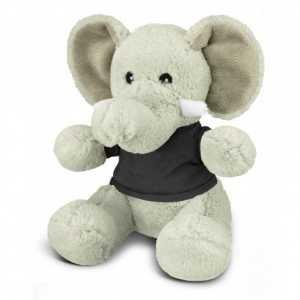 Elephant Plush Toy CA117867 Black