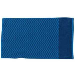 Elite Gym Towel with Pocket CAM118 Blue