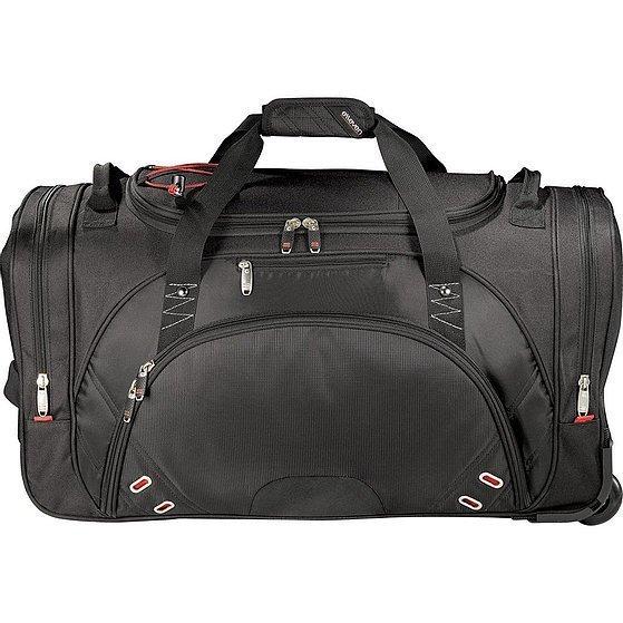Elleven 26 inch Wheeled Duffel EL020BK Black Bag only