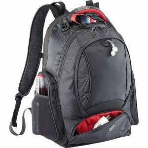 Elleven Vapour Backpack EL013BK Black