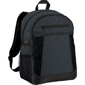 Expandable 15 Computer Backpack 5172GY Grey