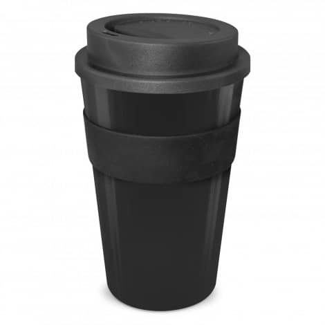 Express Cup Classic 480ml Logo Promotional Reusable Coffee Cup 112530 Black Black