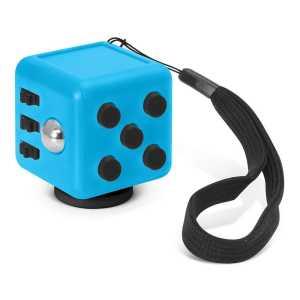 Fidget Cube CA112381 Light Blue