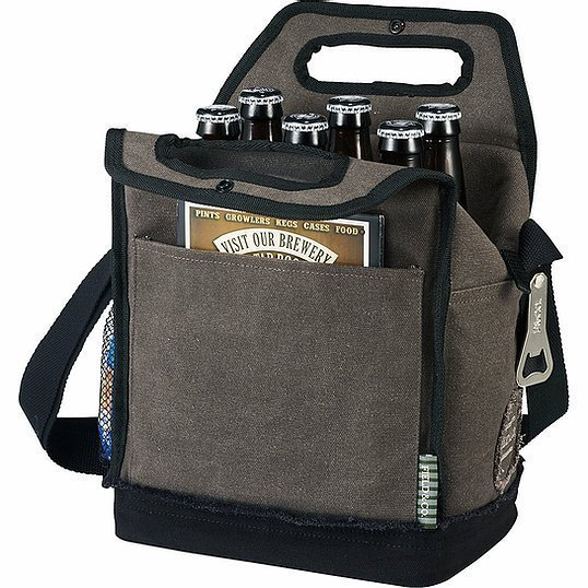 Field Co Hudson Craft Cooler FC1004GY Black Brown