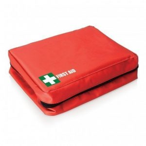 First Aid Kit 45 Piece FA115B Red