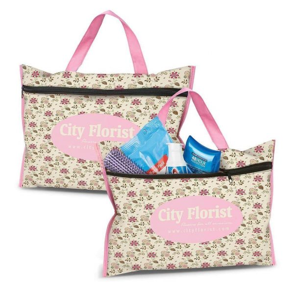 Florence Toiletry Bag 112917 Pink