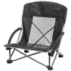 Folding Beach Chair 7808BK Black