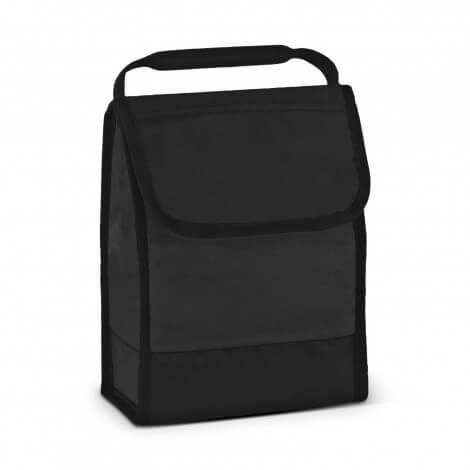 Folding ID Lunch Cooler Bags 111429 Black