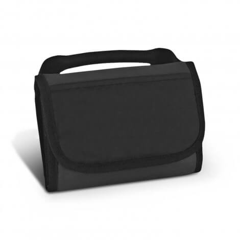 Folding ID Lunch Cooler Bags 111429 Folded