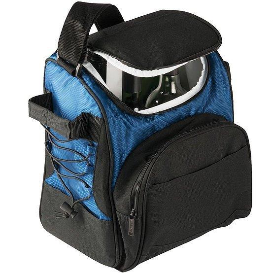 Fresco Sport Cooler 4258BL Blue Black