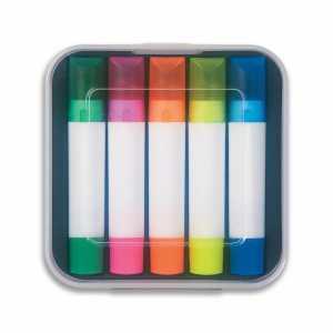 Gel Wax Highlighter Set CA109589 Five Colours