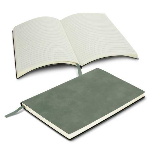 Genoa Notebook 114383 Grey