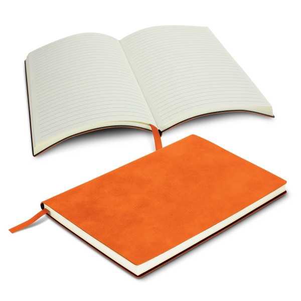 Genoa Notebook 114383 Orange