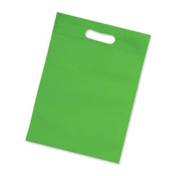 Gift Tote Bag 107006 Lime Green