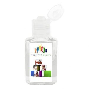 Hand Sanitiser Gel 30ML H302 Clear