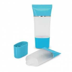 Hand Sanitiser Tube 30ML 116117 Light Blue