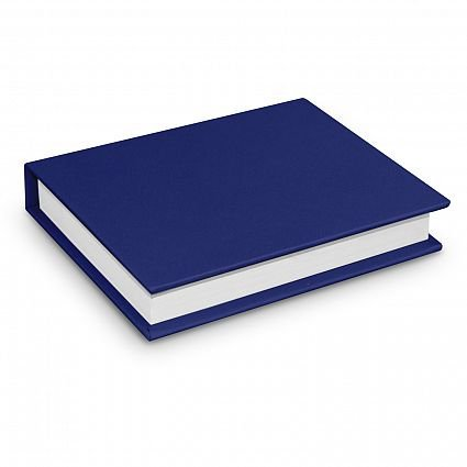 Hard Cover Notes and Flags 100926 Blue