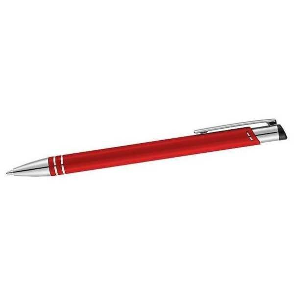 Hawk Ballpoint Pen 6011RD Red e1622431851582