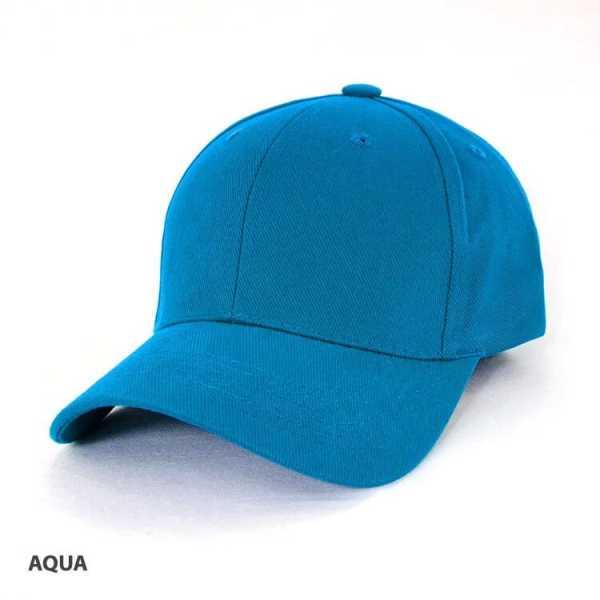 Heavy Brushed Cotton Cap AH230 Blue