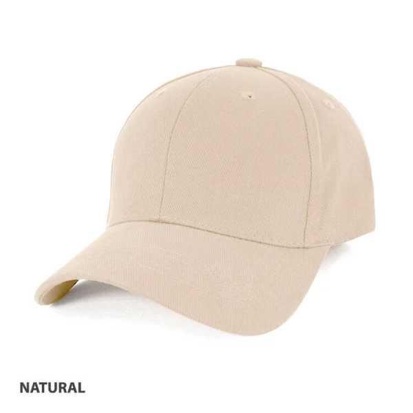 Heavy Brushed Cotton Cap AH230 Cream