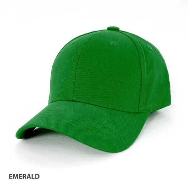 Heavy Brushed Cotton Cap AH230 Light Green