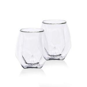 Highland Whisky Glass Set POHWGS a