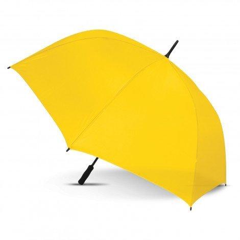 Hydra Sports Umbrella CA110485 Yellow Open Side View