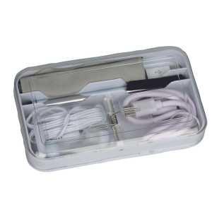 IT Travel Kit 9674WH White