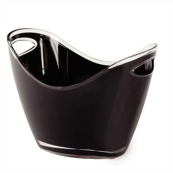 Ice Bucket 1735BK Black