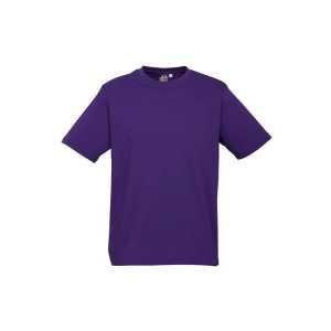 Ice T Shirts Mens T10012 Purple