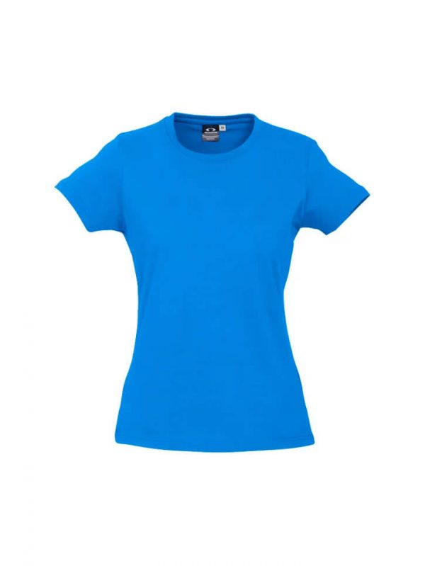 Ice T Shirts Womans T10022 Blue